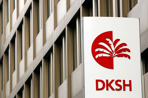 Change of leadership in DKSH's Supply Chain Management function