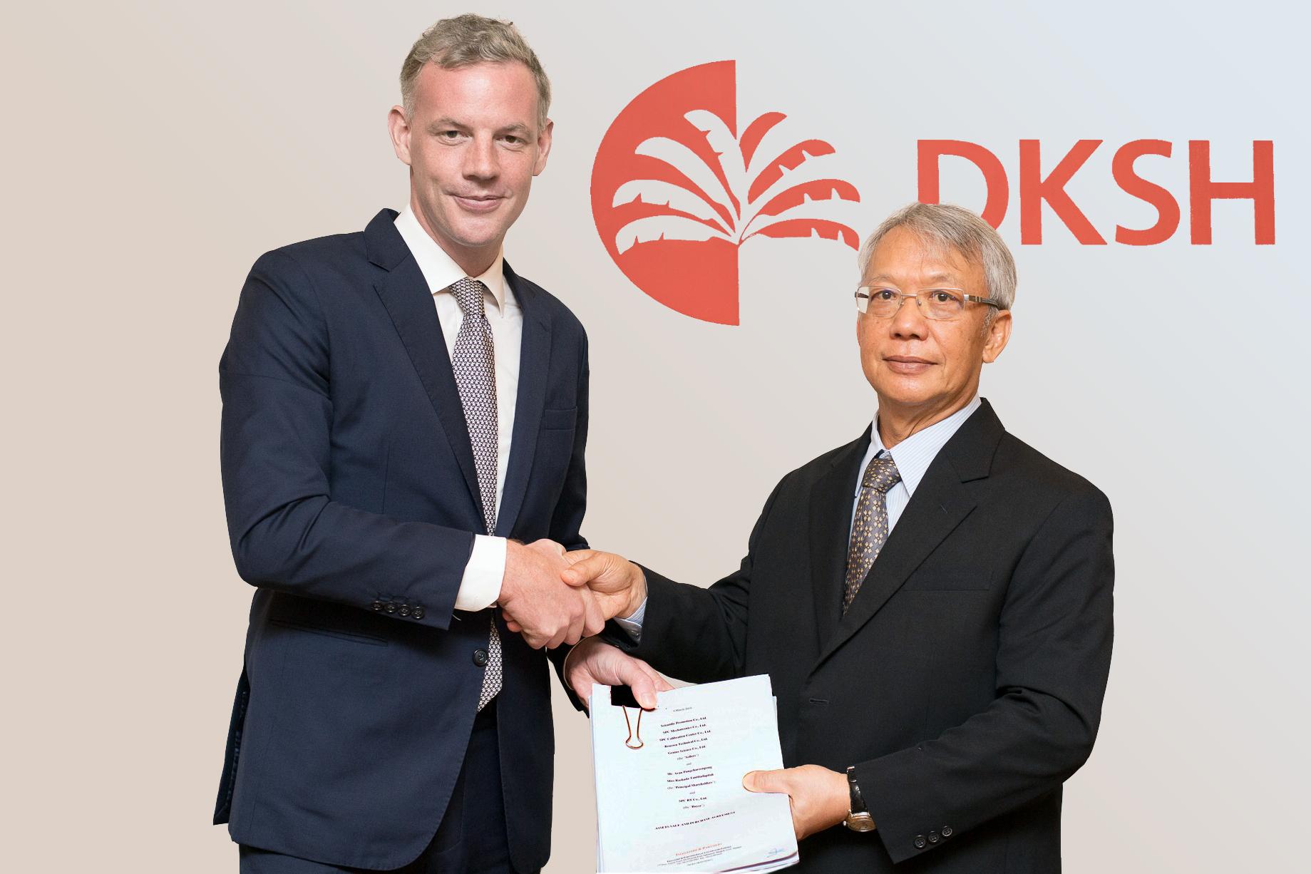 DKSH wird Marktführer für analytische Instrumente in Thailand