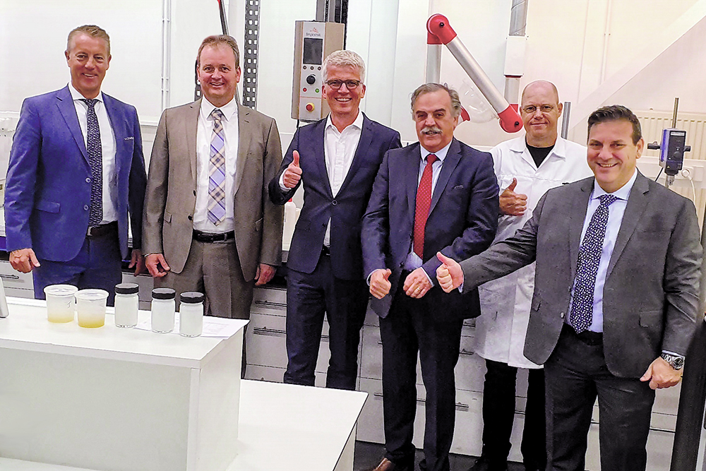 DKSH acquires specialty chemicals distributor Dols International in Benelux