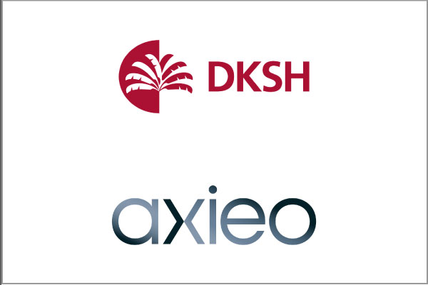 DKSH has successfully completed the acquisition of Axieo in Australia and New Zealand
