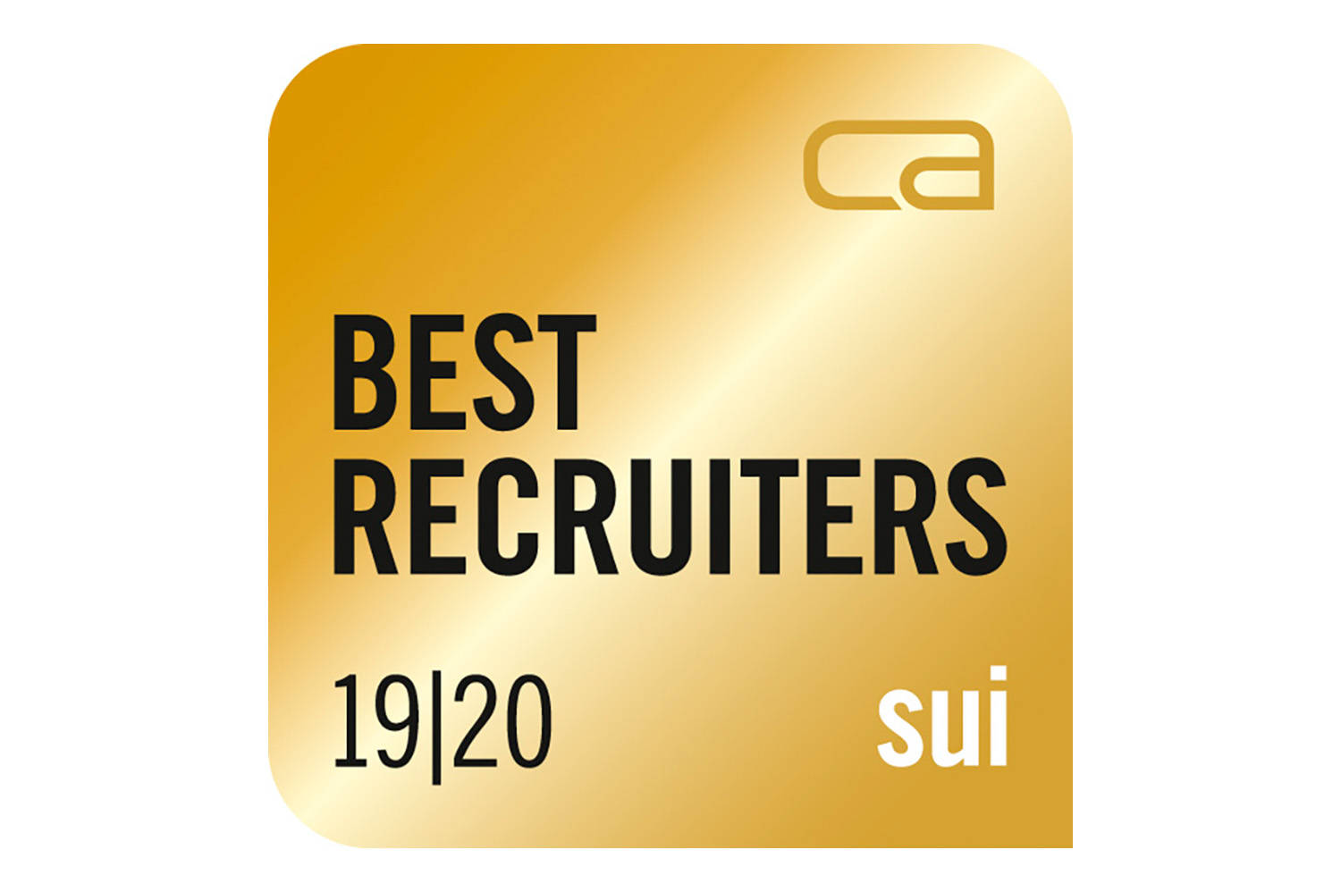 "DKSH Switzerland wins ""Best Recruiter 2019/20"" award in the wholesale/distribution category"