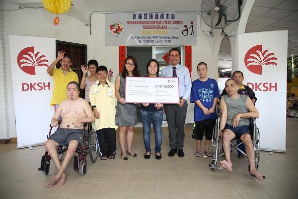DKSH Malaysia runs for a good cause