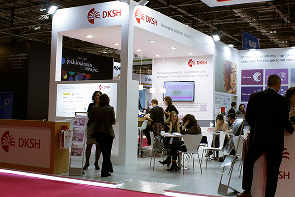 DKSH brings innovation to In-Cosmetics Global 2018