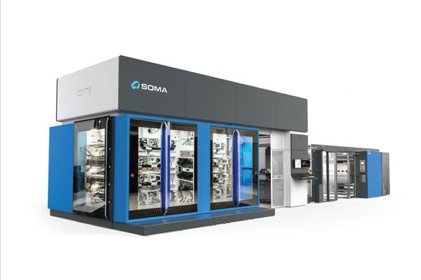 DKSH expands market for SOMA's flexo printing pressesin Japan