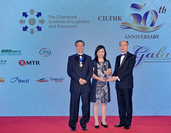 Another feather in DKSH's cap for its distribution center in Hong Kong