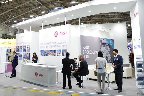 大昌華嘉在2018國際半導體展推廣高科技產業解決方案