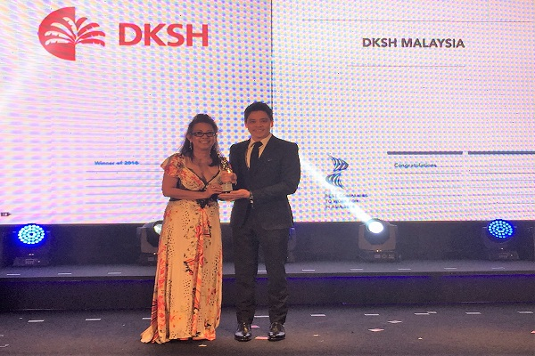 DKSH named one of the best companies to work for in Asia by HR Asia