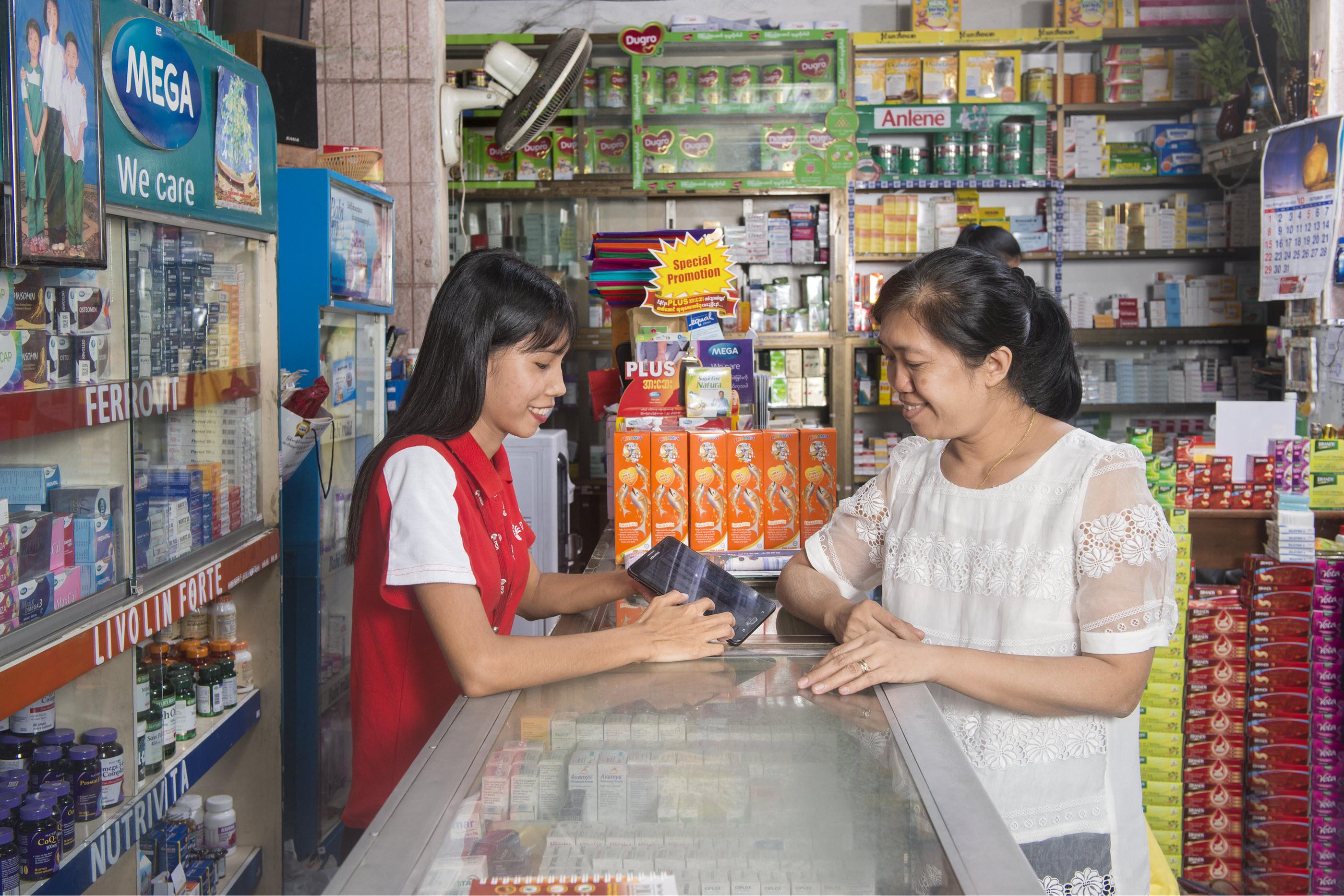 DKSH partners with Thai Meiji Pharmaceutical in Myanmar