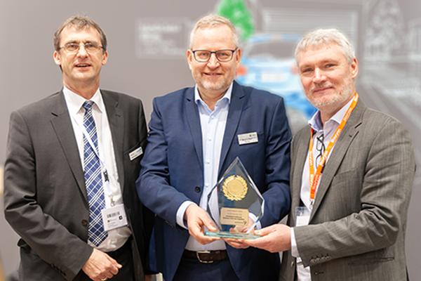 DKSH Nordic wins Synthomer Gold Award