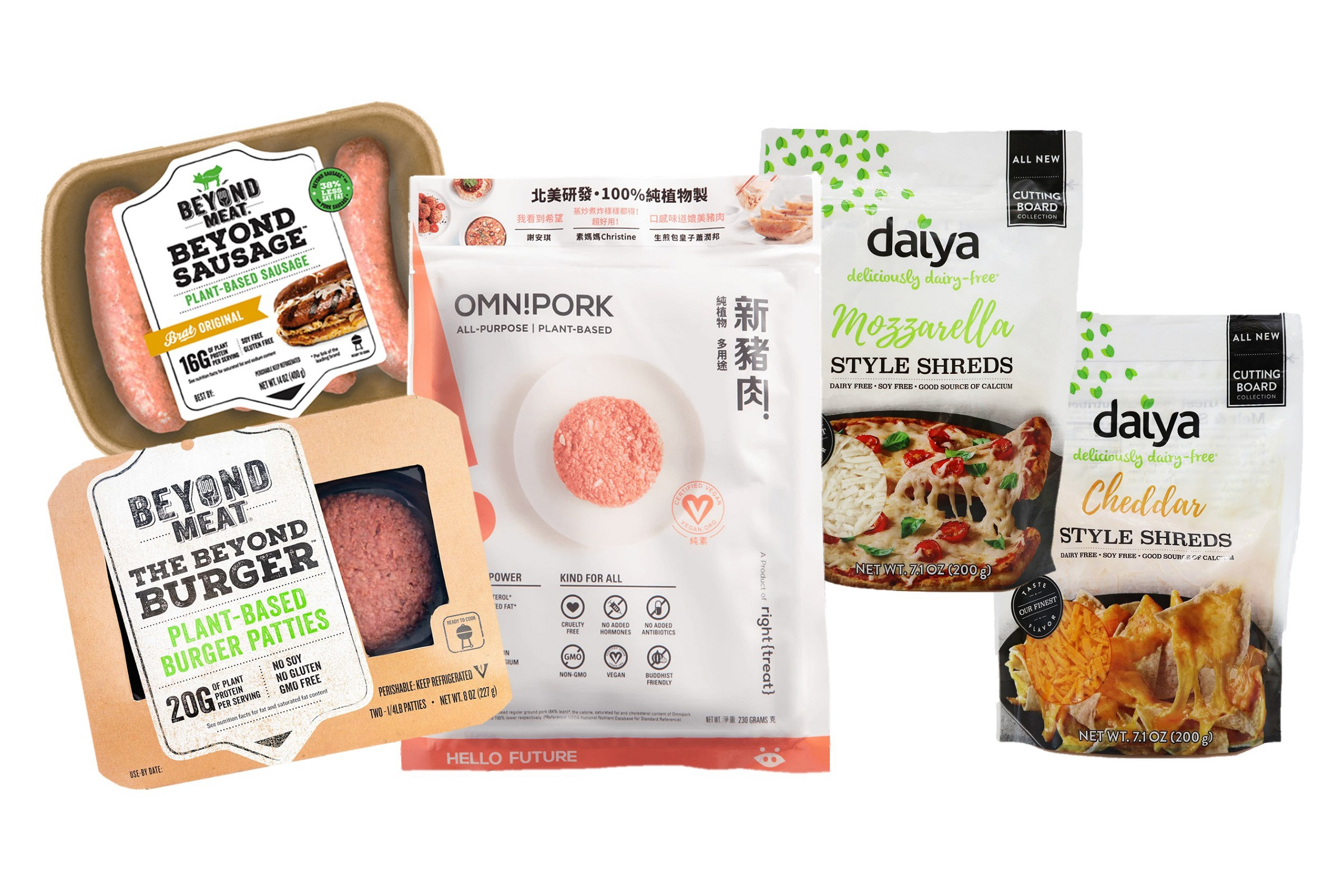 DKSH goes meat-free in Taiwan with Green Monday's plant-based food brands