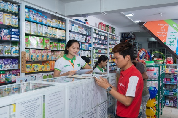 DKSH and Astellas partner to support growth in Myanmar