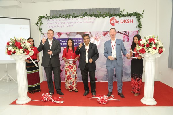 DKSH opens first innovation center in Myanmar