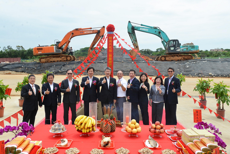 DKSH大昌華嘉在台灣投資建設「新世代醫藥物流園區」