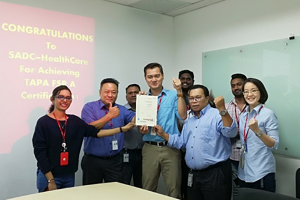 DKSH's healthcare supply chain receives TAPA certification for upholding security standards in Malaysia