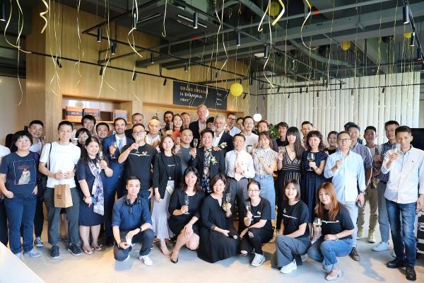 大昌华嘉和Simonelli集团开启全新咖啡体验中心,为中国客户提供需求