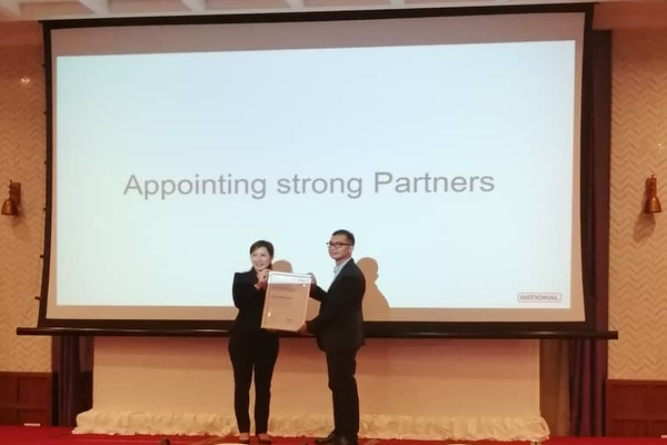 DKSH is RATIONAL's exclusive partner in Myanmar