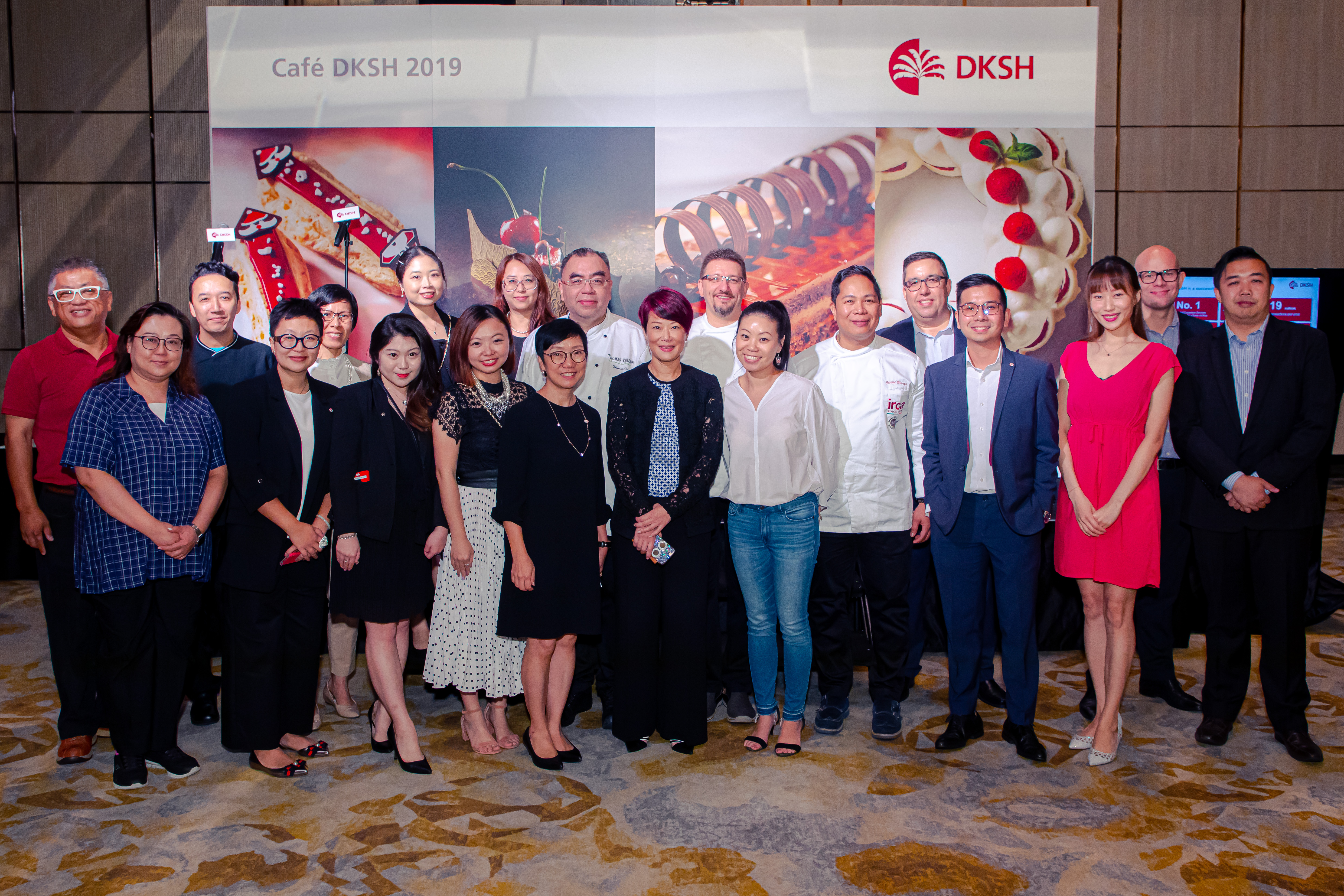 Café DKSH 2019 stands out with eight new endorsements