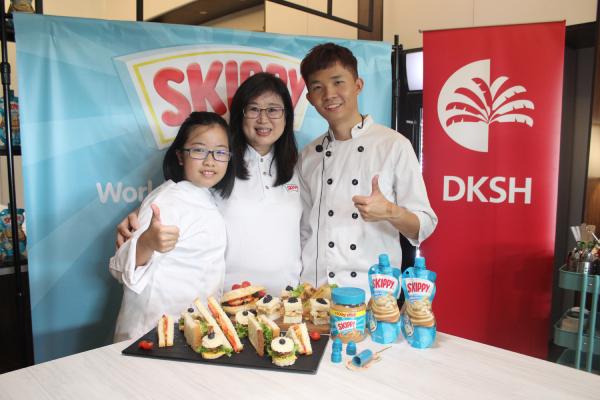 DKSH spreads fun with SKIPPY® on the World Sandwich Day