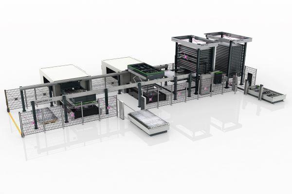 大昌华嘉将Remmert超长货物和金属板材自动灵活的存储解决方案引入亚洲市场
