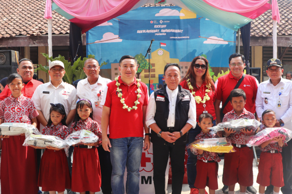 DKSH drives sustainability activities for Indonesian schools
