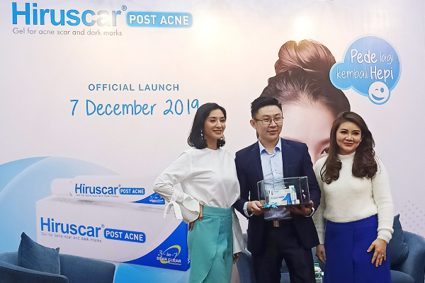 DKSH launches Hiruscar® Post Acne in Indonesia