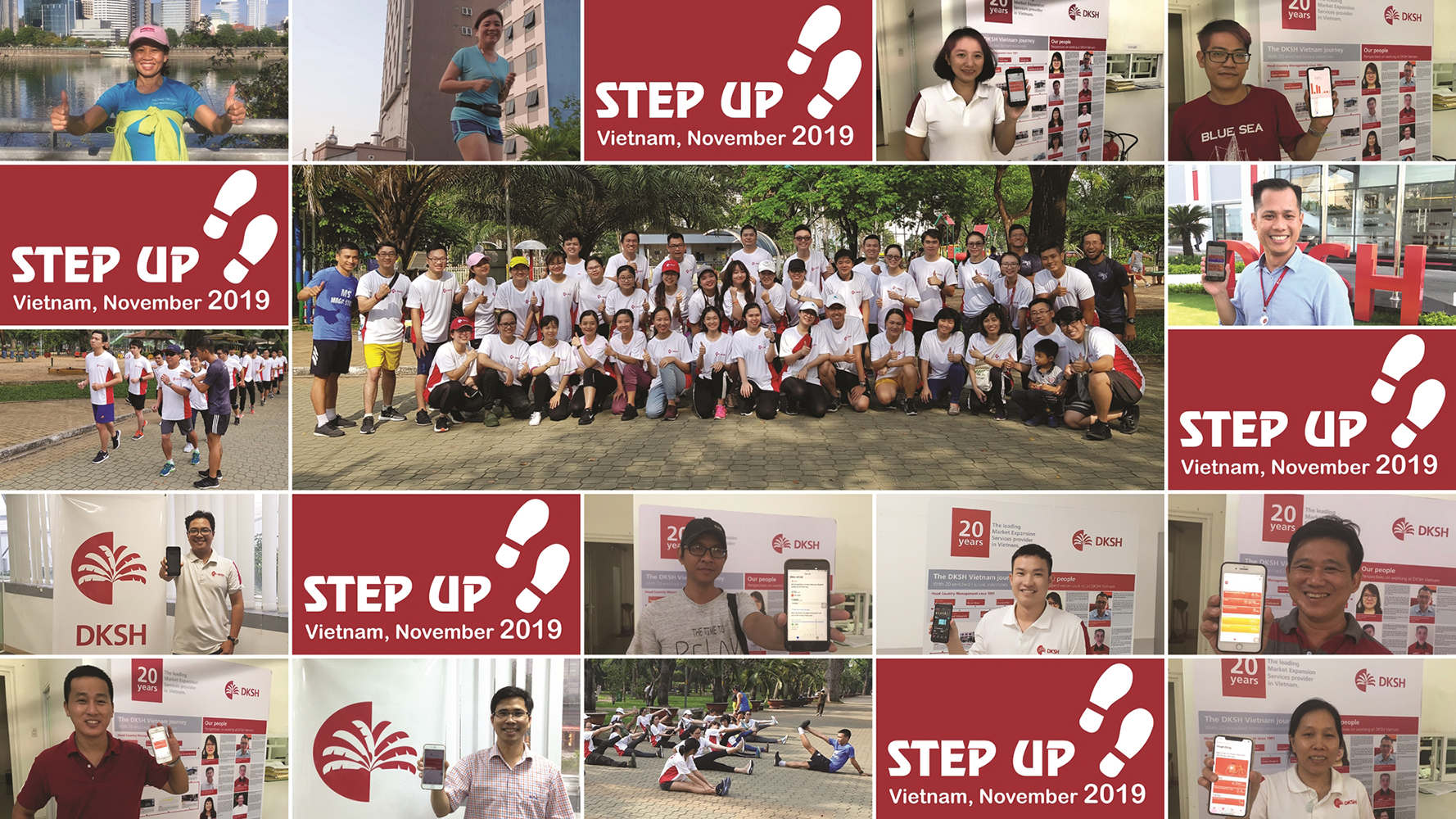 DKSH Vietnam donates every step it takes to social sustainability