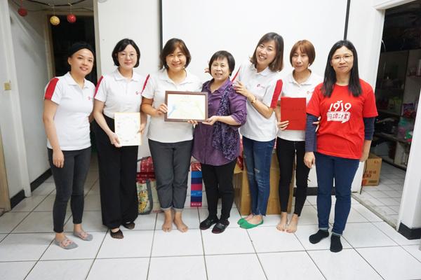台灣大昌華嘉連續八年參與「鞋盒傳愛」為弱勢家庭孩童獻上聖誕祝福