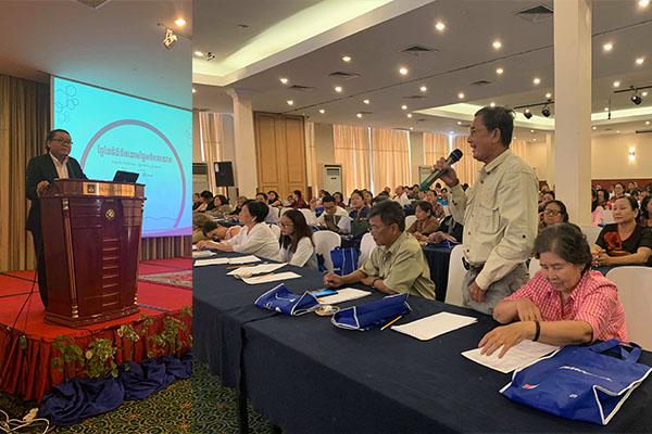 DKSH Cambodia and Abbott Nutrition host World Diabetes Day Workshop