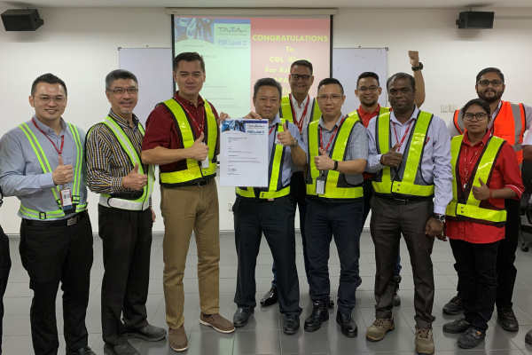 DKSH's supply chain receives second TAPA certification for commitment to top security standards in Malaysia