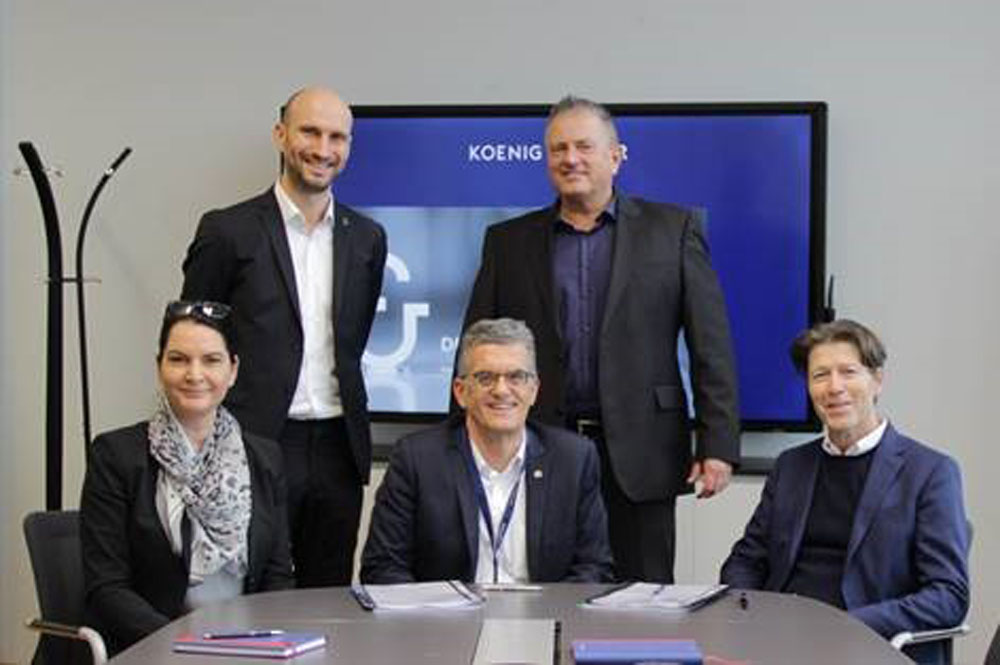 DKSH partners with Koenig & Bauer Coding in Asia Pacific