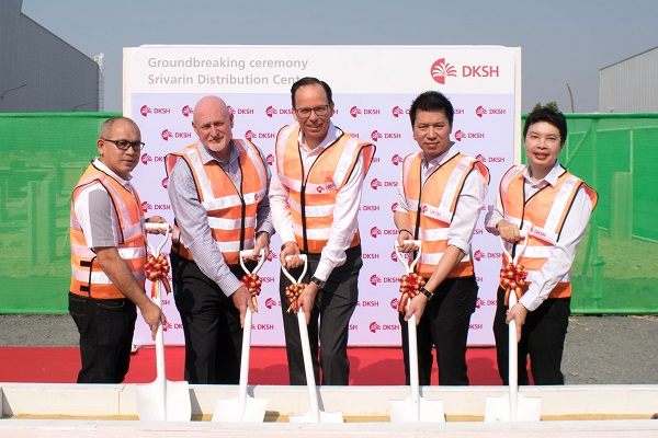 New DKSH Healthcare distribution center in Thailand will serve growing patient needs
