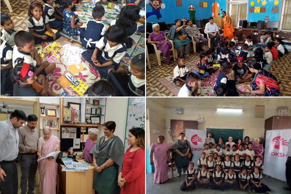 DKSH supports underprivileged children in India