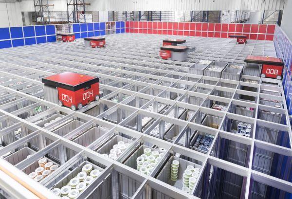 大昌华嘉与德马泰克在中国建立战略合作关系,为仓储物流提供自动化系统解决方案