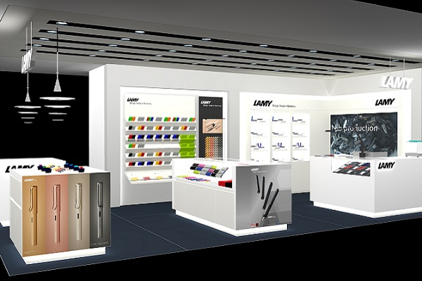 DKSH opens LAMY flagship store in Japan