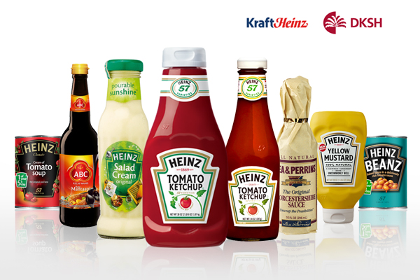 Kraft Heinz and DKSH expand their strategic partnership to Malaysia