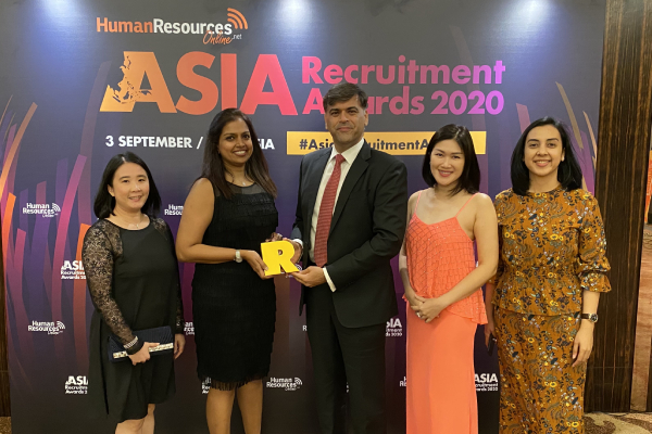 DKSH wins gold for Best HR Communication Strategy