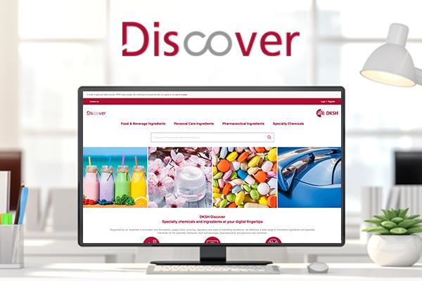 大昌华嘉推出'Discover',一种针对创新特色化学品和配料的全新数字化采购和配方解决方案
