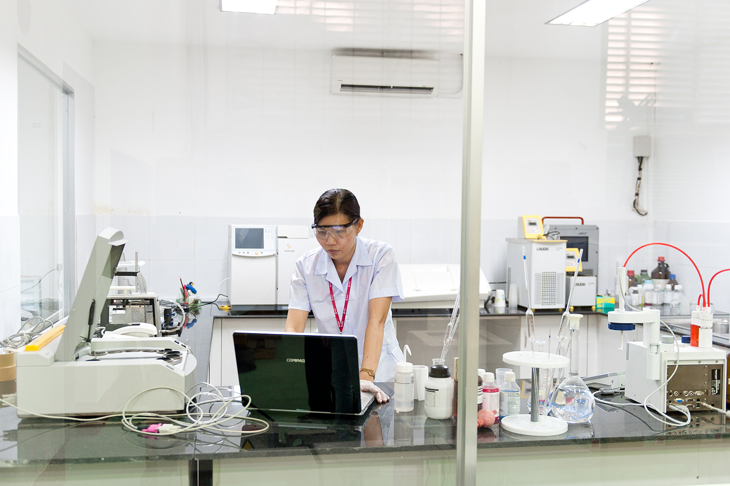 DKSH opens scientific instrumentation lab in Vietnam
