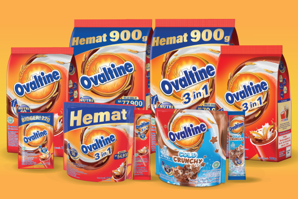 DKSH appointed as official distributor for Ovaltine in Indonesia