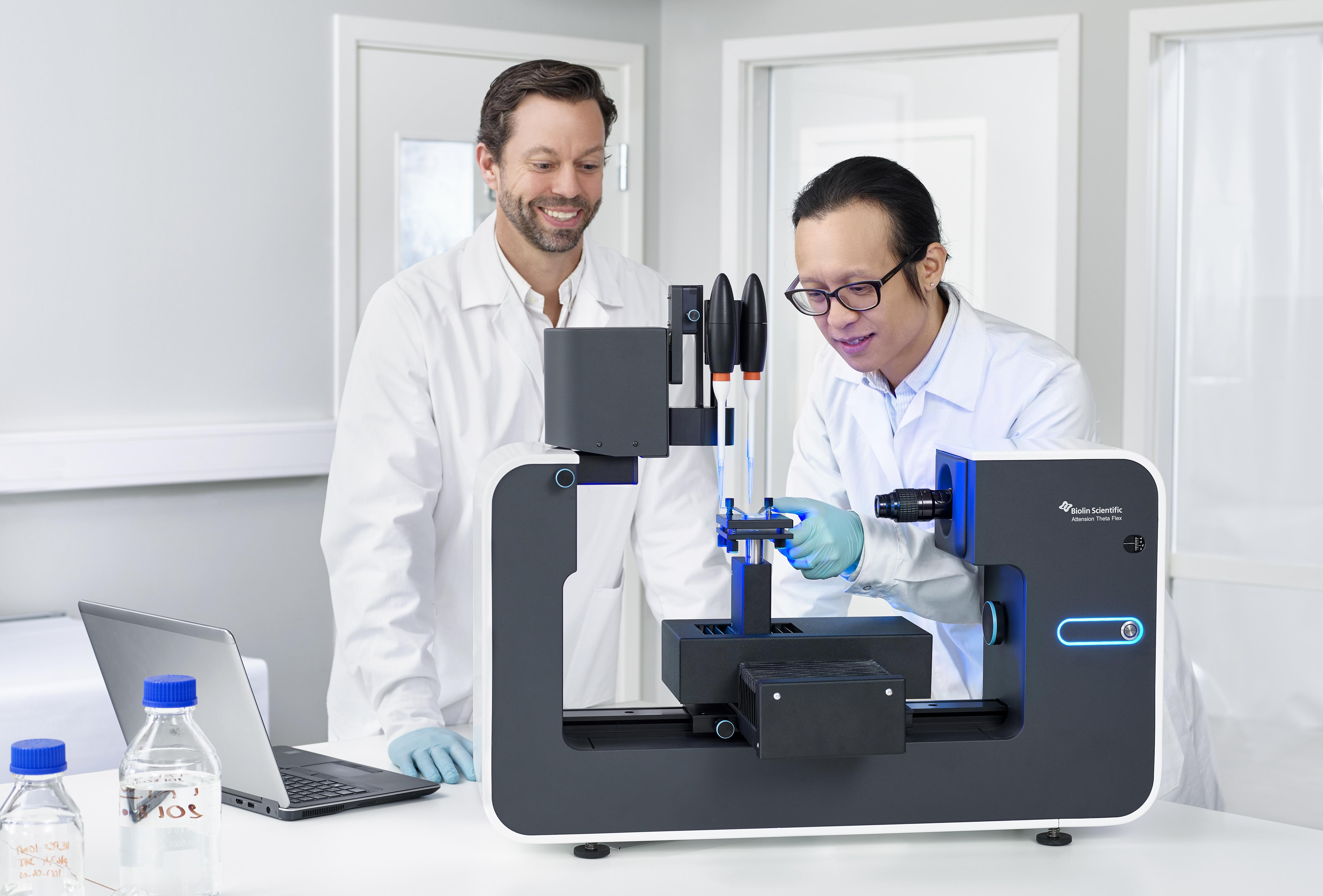 ดีเคเอสเอช ร่วมมือกับ Biolin Scientificประเทศสวีเดน เพื่อตอบสนองความต้องการให้ลูกค้าไทยสามารถเข้าถึงเครื่องมือเทคโนโลยีเพื่อการวิเคราะห์พื้นผิวและการแก้ปัญหาที่มีความแม่นยำสูง