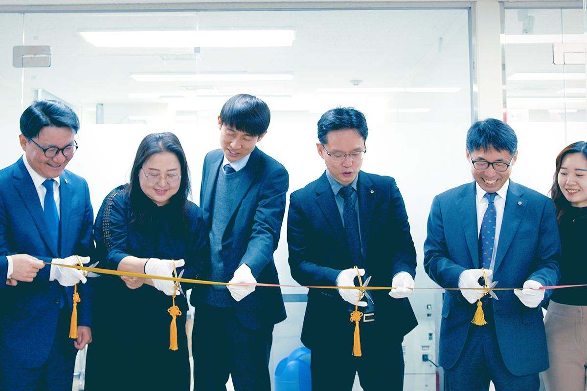 DKSH Opens First Innovation Center for the Food and Beverage Industry in Korea