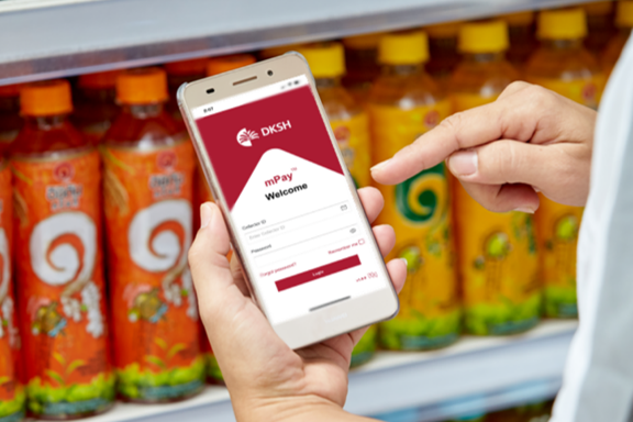 DKSH Offers mPay – an Easy Payment Solution to Customers in Vietnam with HSBC's Omni Collect