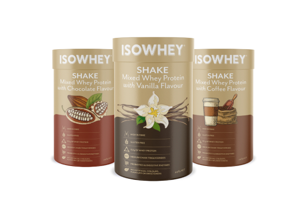 DKSH Brings Healthy IsoWhey Meal Replacement Protein Shakes to Malaysia