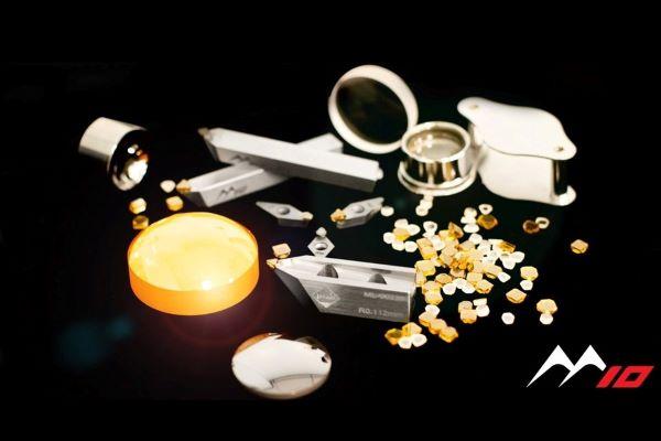 大昌华嘉与M10 Edge合作,将超精密金刚石切削刀具引入中国市场