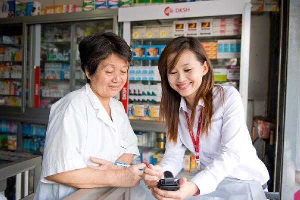 大昌華嘉醫療保健市場觀察:亞洲藥劑師對該市場成長有信心